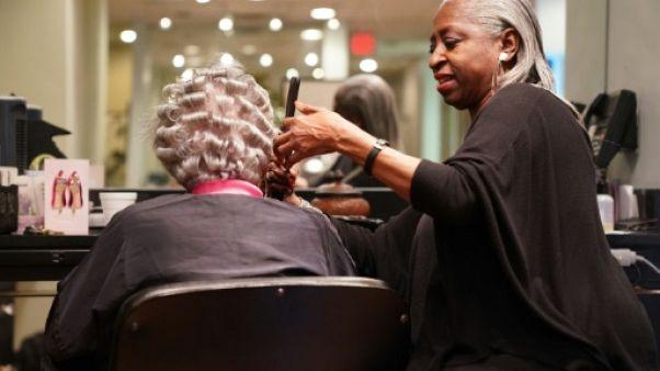 """La coiffeuse d'Aretha Franklin pleure sa """"source d'inspiration"""""""