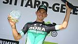 BinckBank Tour: victoire de Gregor Mühlberger à la 6e étape, Mohoric reste leader