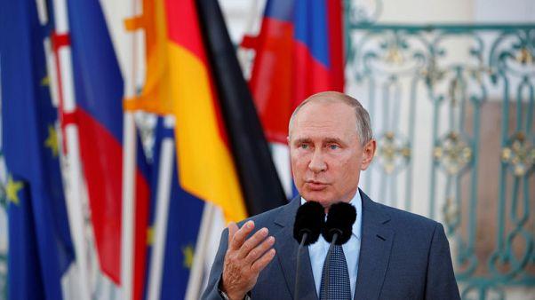 بوتين: علينا أن نفعل كل شيء من أجل عودة اللاجئين إلى سوريا