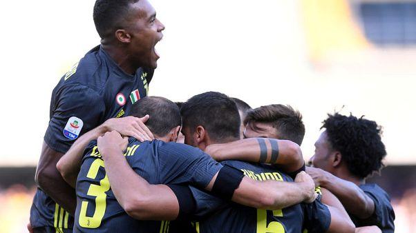 يوفنتوس يفوز في الظهور الأول لرونالدو.. ونابولي يهزم لاتسيو