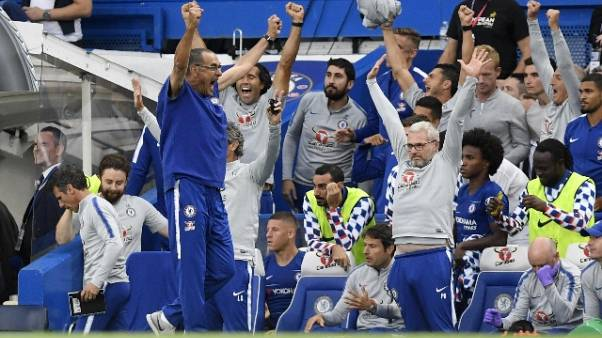 Premier: Chelsea batte Arsenal 3-2