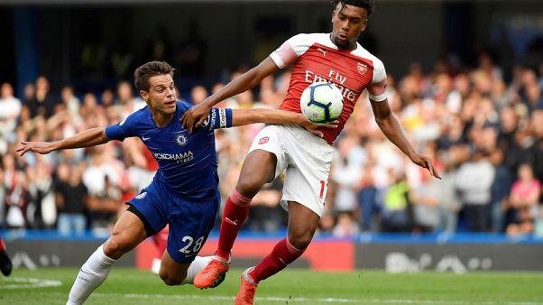 Chelsea edge Arsenal in thriller, Kane scores in Spurs win