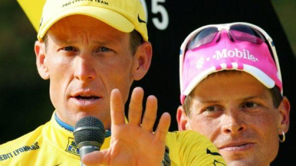 """Quand Lance Armstrong rend visite à Jan Ullrich qu'il """"aime"""""""