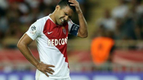 Ligue 1: inefficaces, Monaco et Falcao perdent deux points contre Lille