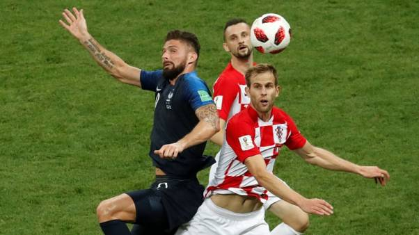Croatia defender Strinic ordered to rest over heart condition