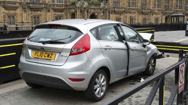 المتهم في حادث سيارة أمام البرلمان البريطاني يمثل أمام المحكمة الاثنين