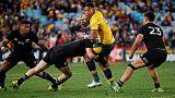 Wallabies fullback Folau to miss Eden Park clash