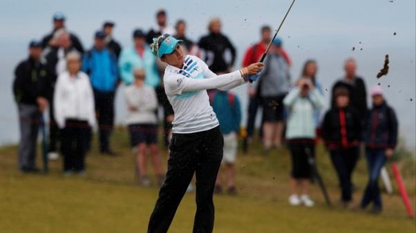 Golf - Thompson penalised for rules breach at Indy Championship