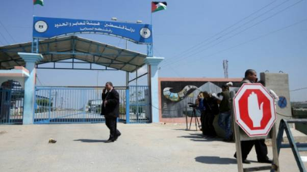 Israël ferme un point de passage avec Gaza