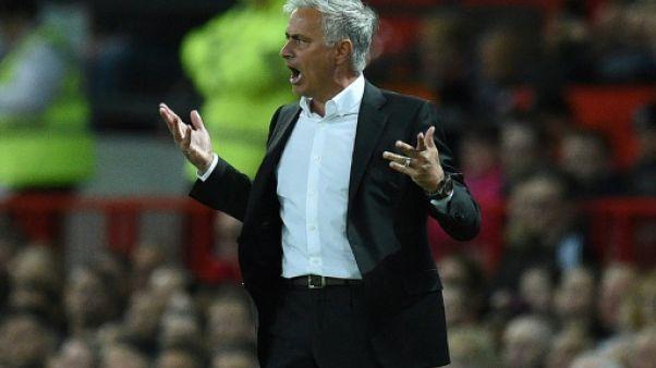 Manchester United: Mourinho fustige le manque de classe de City