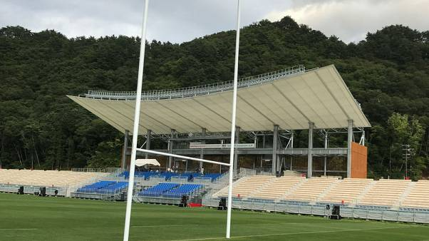 Hope on day rugby came back to Kamaishi