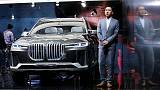 BMW to give careful consideration to raising stake in China venture - Xinhua
