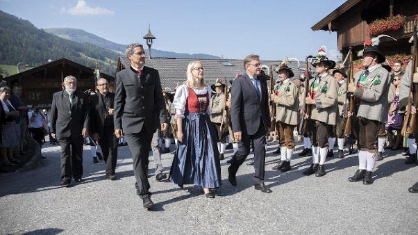 Al via Forum Europeo Alpbach in Tirolo