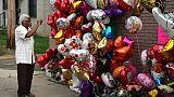 """A Detroit, l'église du père d'Aretha Franklin célèbre la """"Reine de la Soul"""""""