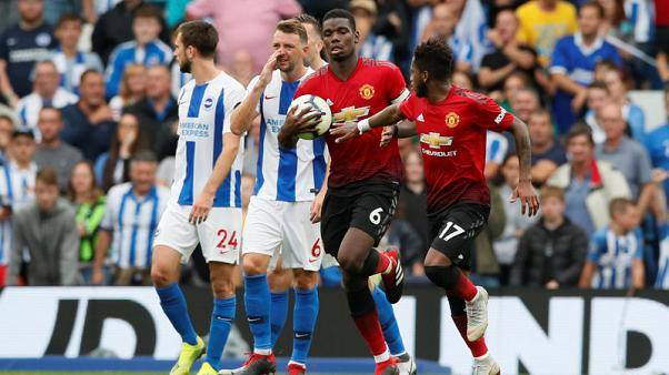 United beaten 3-2 as Brighton add to Mourinho's woes