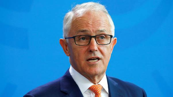 Australian PM under pressure as voter support slides