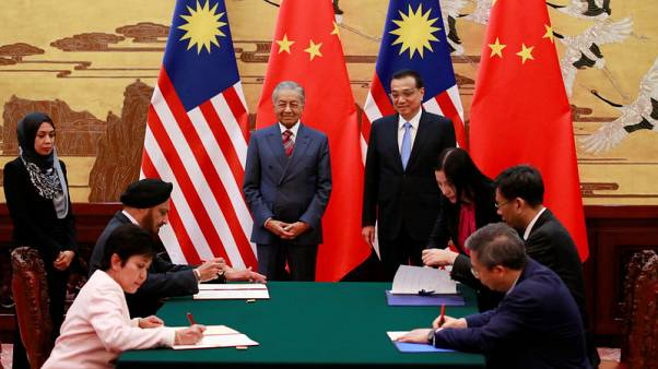 Mahathir says China will sympathise with Malaysia's problems
