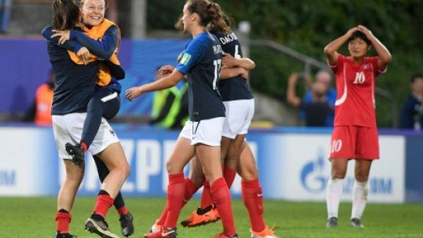 Mondial U20 Dames: des demies pour un vainqueur inédit