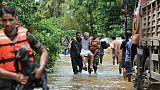 Inde : décrue au Kerala, plus de 400 morts