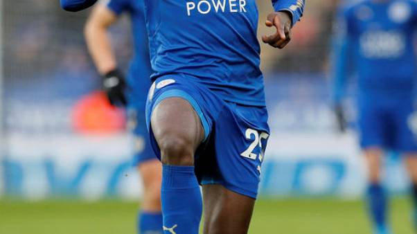Ndidi signs new six-year deal at Leicester