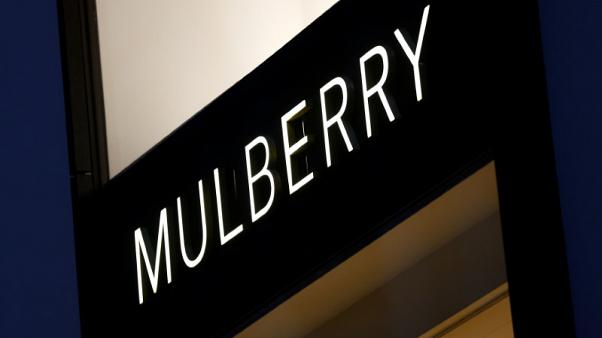 Mulberry warns on profit from House of Fraser