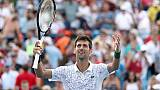 Classement ATP: Djokovic poursuit sa remontée vers le sommet