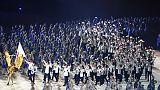 Asian Games: notte brava, via 4 atleti