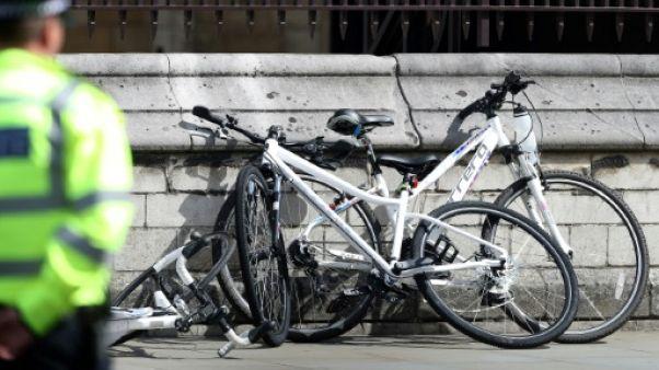 """Attentat à Londres: l'auteur présumé voulait faire passer un """"message politique"""" (accusation)"""