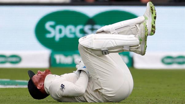 Bairstow fractures finger, expected to bat - reports
