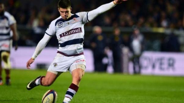 Rugby: Jalibert de nouveau blessé au genou gauche
