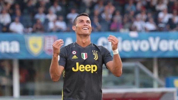 C.Ronaldo in lizza per premio Uefa