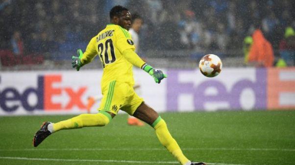 Marseille: Steve Mandanda absent trois à quatre semaines