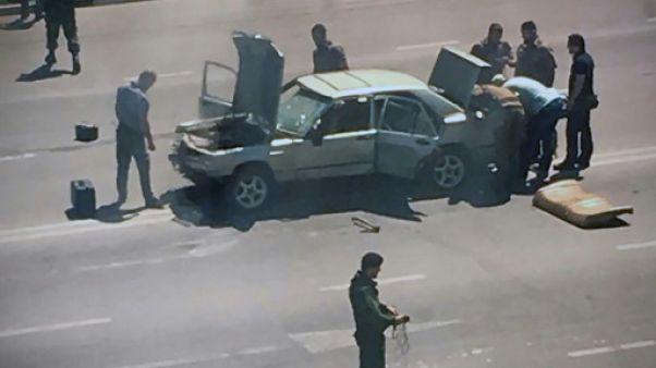 Tchétchénie : série d'attaques revendiquées par l'EI contre la police