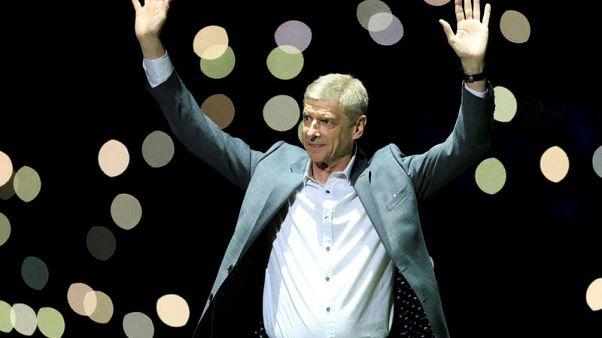 Arsene Wenger to get honour for helping George Weah's career