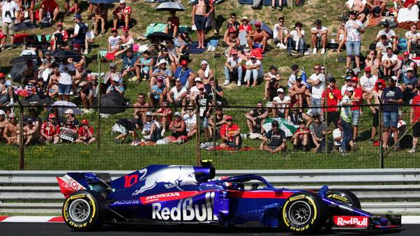 Gasly joins Verstappen at Red Bull F1 team
