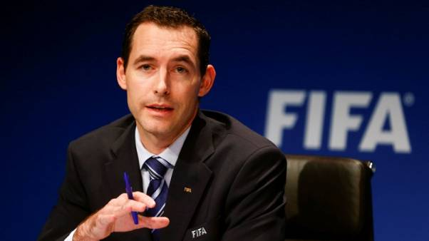 FIFA's legal chief Villiger leaves governing body