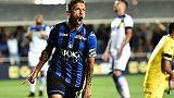 Calcio: Atalanta-Frosinone 4-0