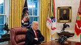 حصري-ترامب لا ينتظر الكثير من المباحثات التجارية مع الصين