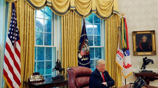 Exclusive - Trump is worried that Mueller interview could be a 'perjury trap'