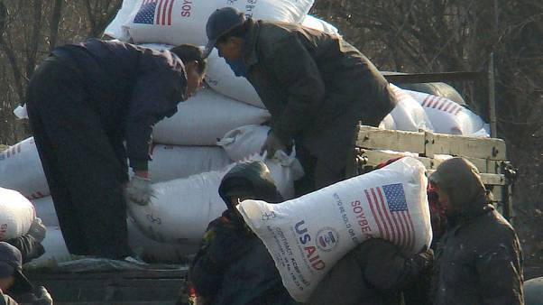 As food crisis threatens, humanitarian aid for North Korea grinds to a halt