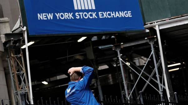 S&P 500 sets record high, dollar slips after Trump attacks Fed