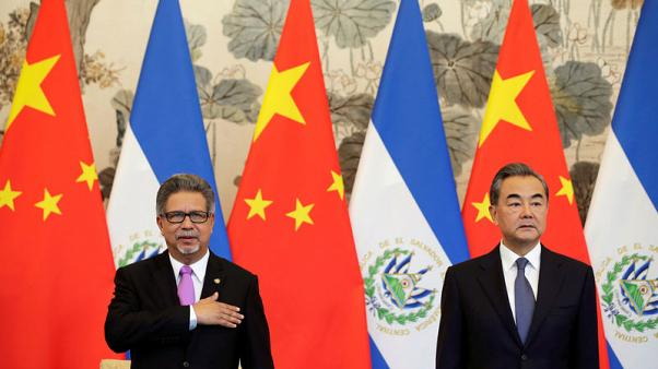 Taiwan loses El Salvador to China in fresh diplomatic setback