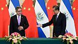 Pékin arrache un nouvel allié à Taïwan en séduisant le Salvador