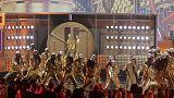 كاميلا كابيو تنتزع أكبر جائزتين في حفل جوائز إم.تي.في