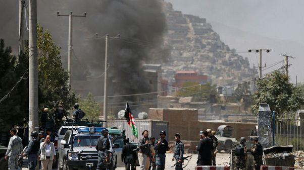 القوات الأفغانية تقتل متمردين بعد هجمات بالمورتر في كابول