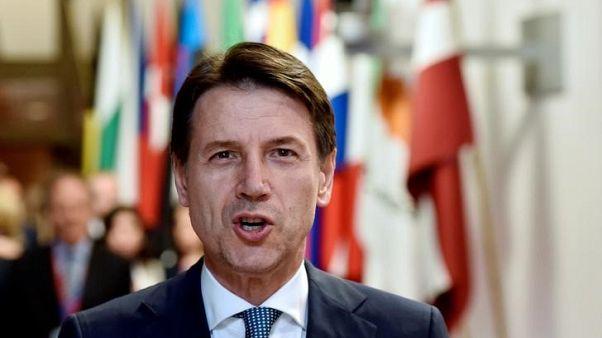 Italy working on penalties against Atlantia over bridge disaster - PM