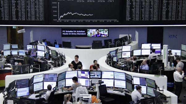 أسهم أوروبا مستقرة صباحا قبل محادثات تجارية بين أمريكا والصين