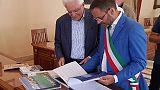 Concluse vacanze Mattarella in Sardegna