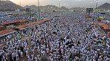 Plus de 2 millions de pèlerins célèbrent à La Mecque la fête du sacrifice