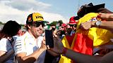 Bratches hopes departing Alonso can be ambassador for F1